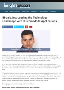 Leading the Technology Landscape image