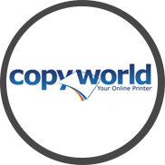 Copyworld inc logo