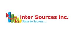 Intersources client color logo