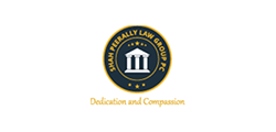 Peerally law client color logo