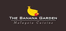 The banana garden client logo color